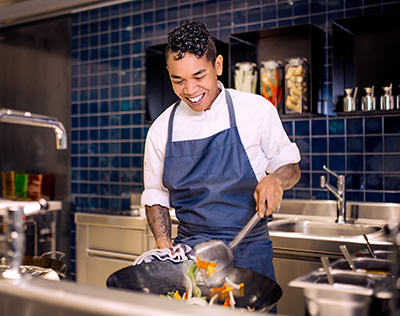 BOWERY Restaurant chef aziatische specialiteiten