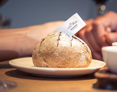 BOWERY Restaurant, verse producten en huisgemaakt brood